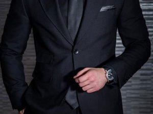 تیپ رسمی مردانه برای آقایان لاغر