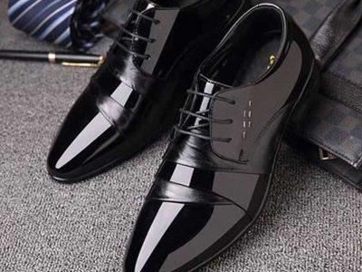 کفش رسمی مردانه نوین روز