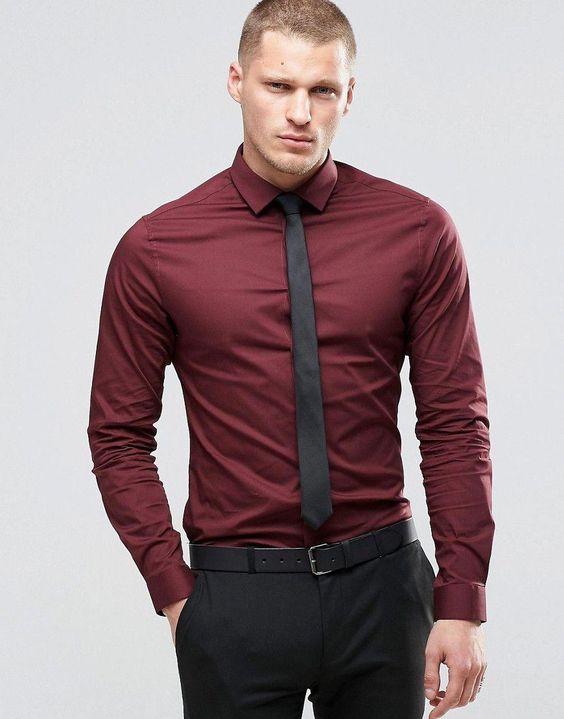 ویژگی پیراهن مردانه نوین روز