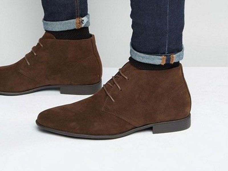 کفش مردانه مناسب فصل پاییز