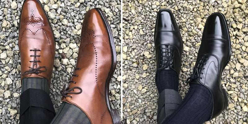 کفش مردانه نوین روز