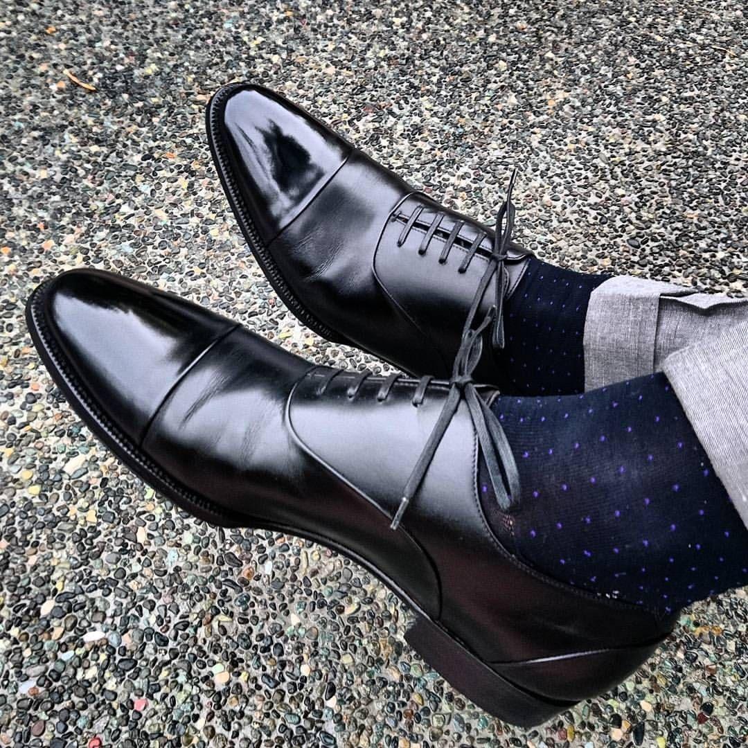 کفش مشکی مردانه نوین روز