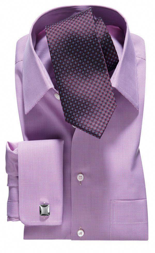 پیراهن صورتی و کراوات_نوین روز