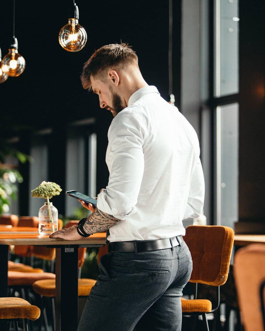 پیراهن مردانه نوین روز تناسب اندام