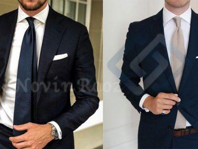 کراوات مردانه نوین روز